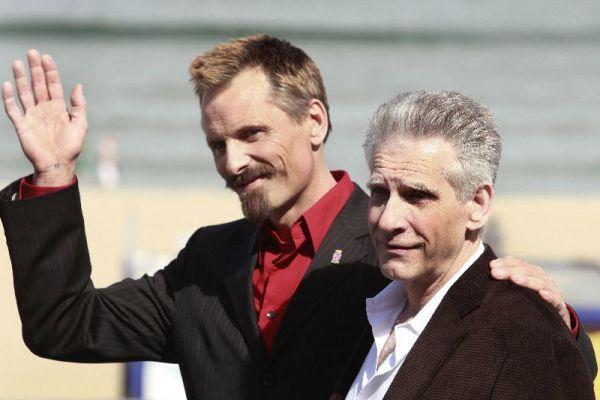 Viggo Mortensen - David Cronenberg