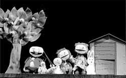 Marionetas a la gallega