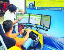 Tendremos servicio 'on line' para compartir coche o aparcamiento