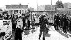 Duro y La Camocha protestan ante Areces
