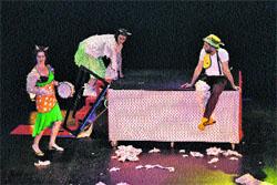 Teatro a pie de calle