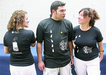 La camiseta del Masclet