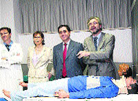 Nuevas aulas en el Virgen del Rocío para formar a los futuros médicos de Sevilla