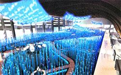 Un mar de luces abrirá en octubre de 2009 el Museo de la Navegación