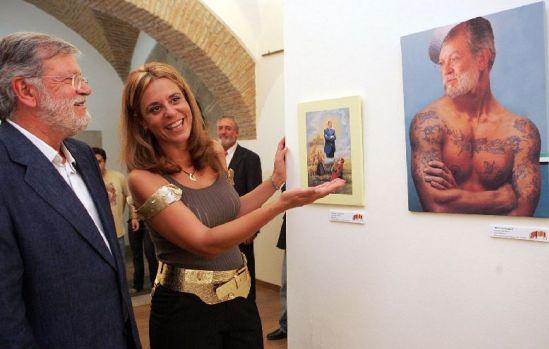 exposición pop-art Ibarra