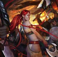 Heavenly Sword.