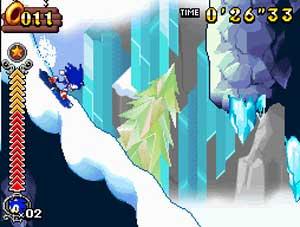 Sonic Rush Adventure.