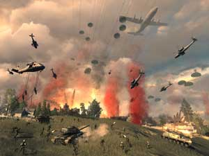 World in Conflict.