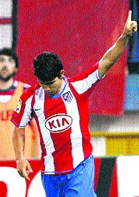 El Calderón aplaude a su Atlético