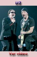 U2 vídeo ficha
