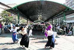 Las culturas de la ciudad se reúnen con ritmo