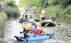 La Bajada del Canal Imperial cumple 25 años