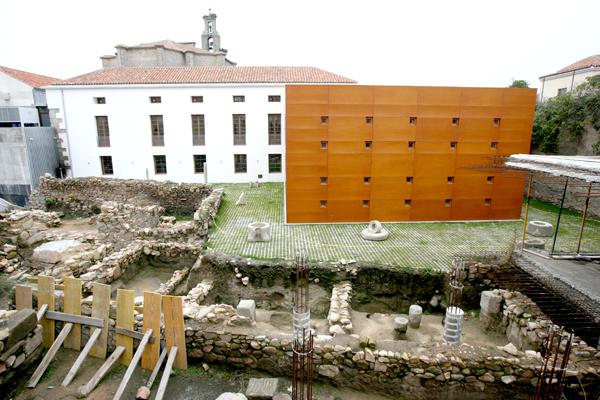 La futura sede del Museo del Prado en Ávila