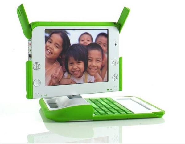 XO, el ordenador para los niños de países pobres