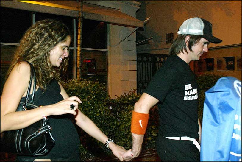 Juanes y Karen