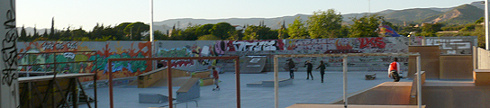 Pista de skate de Reus