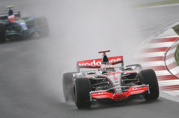 Alonso en Japón