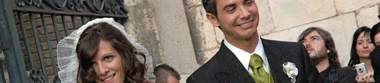 David Civera se casa en Teruel