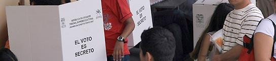 Elecciones constituyentes en Ecuador