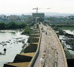 El Puente Romano se abre al público en diciembre