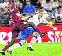 Koné: «Marcaré muchos goles para el Sevilla»