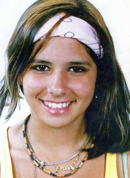 Victoria Argüello, desaparecida