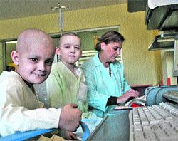 Los niños hospitalizados darán clases por Internet