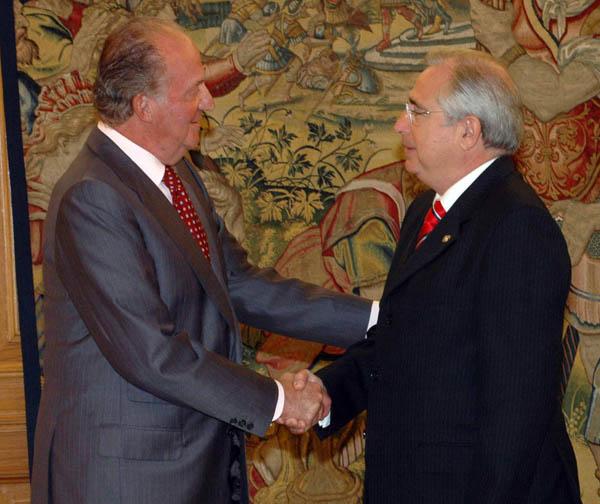 El Gobierno de Melilla expresará por carta su apoyo al Rey.
