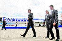 'La Saeta' llevará al Madrid
