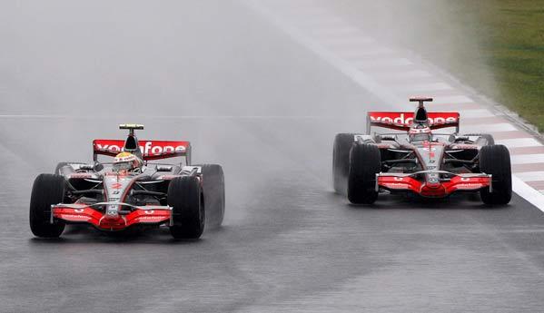 McLaren podría dividirse en dos en 2008