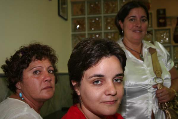 Mujeres afectadas por endometriosis