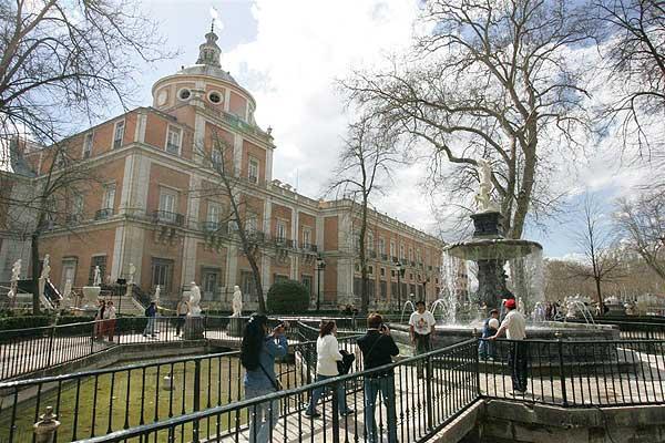 Foto semana de la arquitectura en madrid aranjuez for La arquitectura en espana