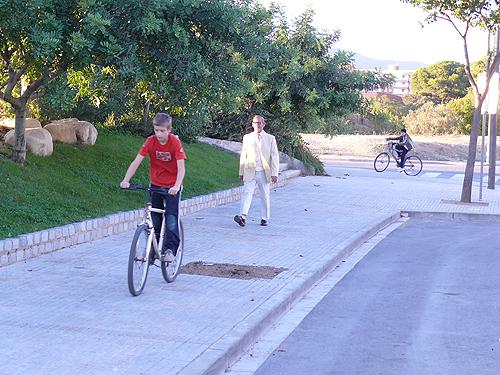 Reus sancionará a los ciclistas que circulen por la acera