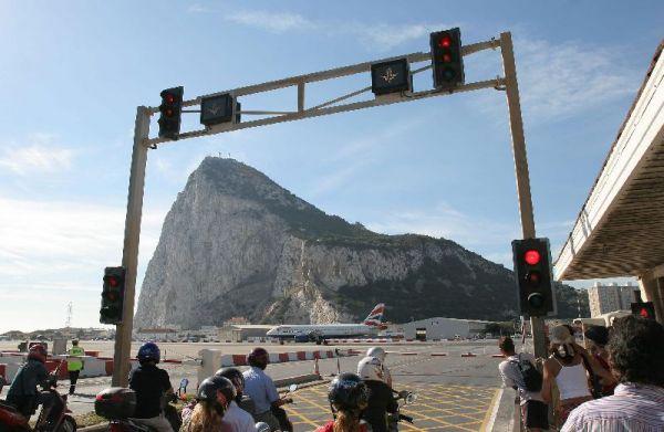 Aeropuerto de Gibraltar (Archivo)