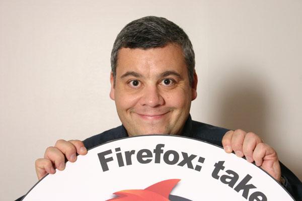 La versión en pruebas de Firefox 3 llegará antes de 2008