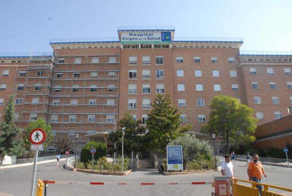 El hospital Virgen de la Salud