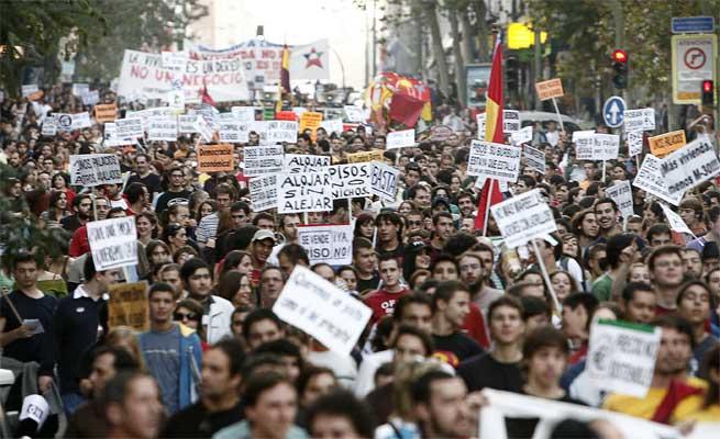 """Manifestación """"Por una Vivienda Digna"""""""