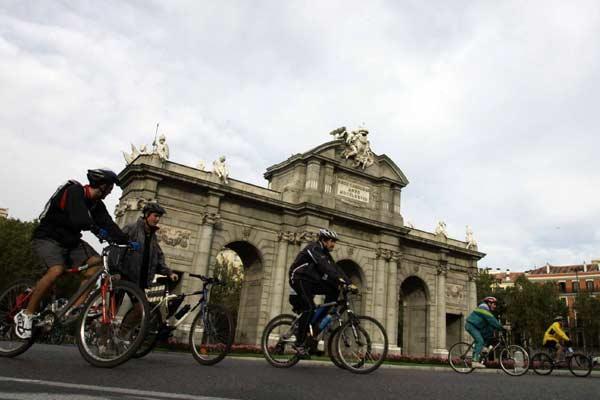 Fiesta de la Bicicleta de la Villa de Madrid