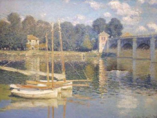 El cuadro de Monet que fue dañado