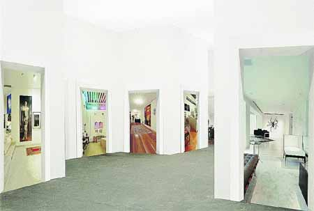 La casa del coleccionista