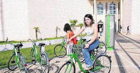 Habrá bicis gratis para moverse por Rabanales