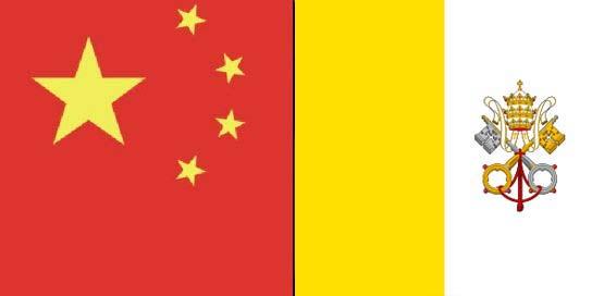 Conflicto entre China y el Vaticano