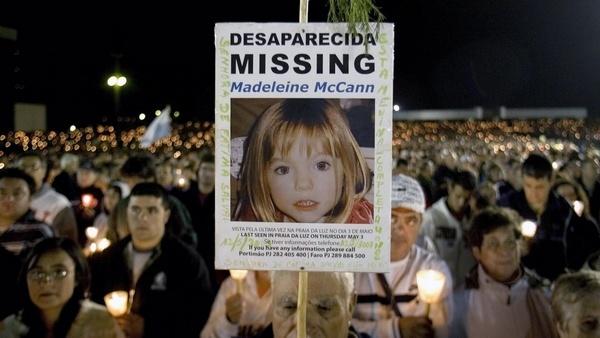La Policía cree que Madeleine pudo ser raptada por un pedófilo