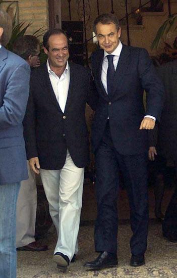 Zapatero apuesta por una España serena