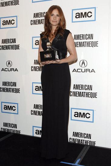 Julia Roberts. Premio Cinemateca