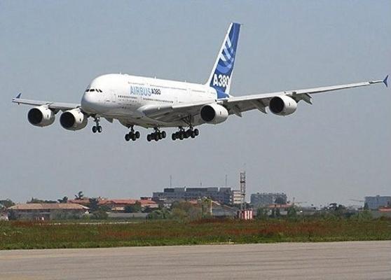Singapore Airlines recibe el primer A380