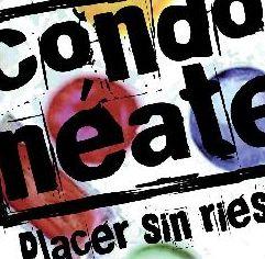 Cartel campaña Condonéate