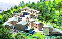 El poblado gitano de As Rañas rehabilitará sus propias viviendas