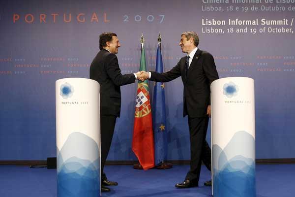 Aprobación del nuevo Tratado de la UE