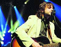 González y su guitarra